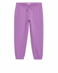 French Terry Sweatpants Lilac