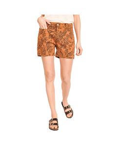 Patterned Shorts Prime Prime - Shorts