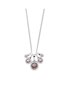 Ebele Ss Antique Pink Silver