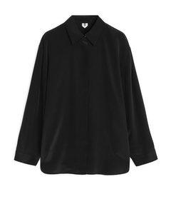 Silkshirt Black