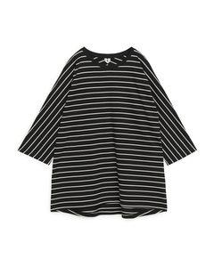 A-Line T-Shirt Black