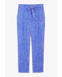 Paley Trousers Blue