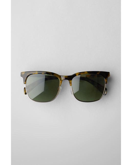 Weekday Trail Sunglasses Dark Beige