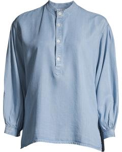 Key Shirt T Lt Blue Denim