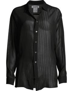 Elma Shirt B Black