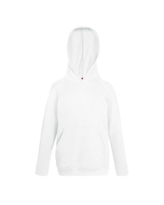 Fruit Of The Loom Childrens Unisex Lightweight Hooded Sweatshirt / Hoodie
