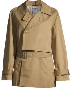 Trace Jacket Beige