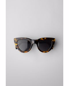 Wander Cat Eye Sunglasses Beige