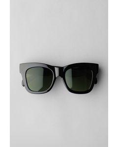 Voyage Sunglasses Black