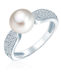 Valero Pearls Dames Ring