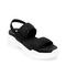 Sublime Sandal Black