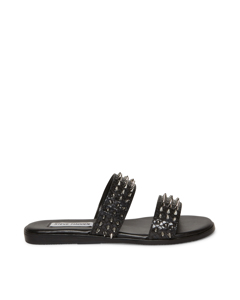 Thora Sandal Black Snake