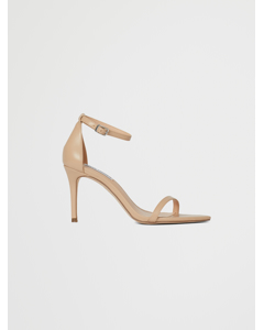 Scoped Sandal Blush