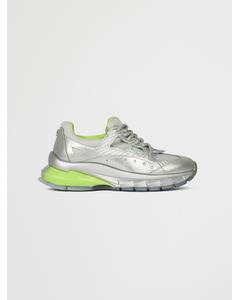 Accept Sneaker Silver Multi