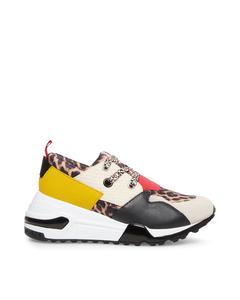 Cliff Sneaker A Black/ Leopard