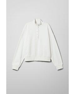 Estelle Sweatshirt White