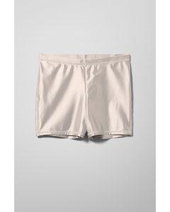 Hotpants Run Silber