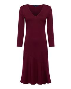 Sancia Lula Jersey V-neck Dress