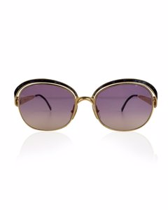 Christian Dior Gold Acetat Solglasögon Modell: Sunglasses