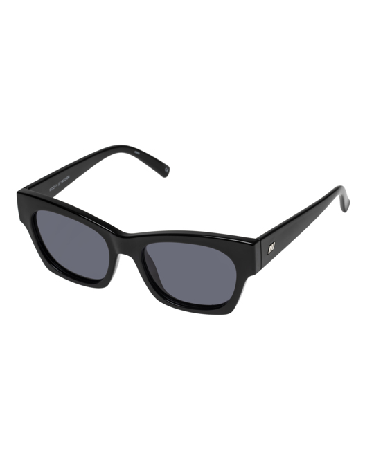 Le Specs Rocky *polarized*    Black W/ Smoke Mono **polarized**