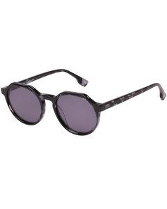 Le Specs Luxe - Bang! B Charcoal Agate W/ Smoke Mono Lens