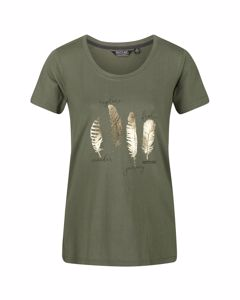Regatta Vrouwen/dames Filandra Iv Grafisch T-shirt