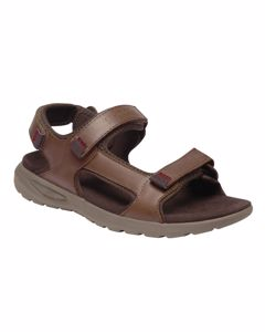 Regatta Mens Marine Leather Lightweight Sandals