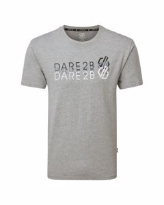 Dare 2b Mens Focalize Print T-shirt