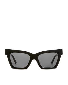 Ace & Tate Grace Sunglasses Bio Black