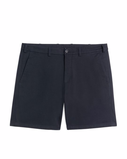 Arket Chino Shorts Blue