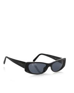 Ferragamo Square Tinted Sunglasses Brown
