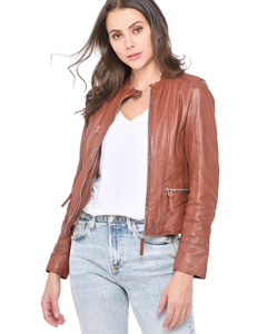 Each Leather Jacket