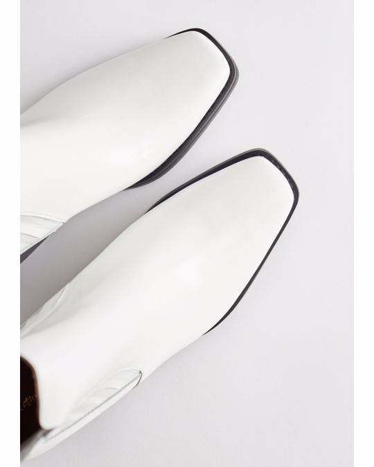 & Other Stories Boot White