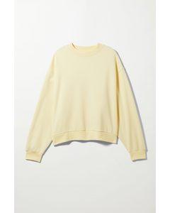 Sweatshirt Amaze Gelb