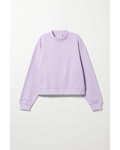 Sweatshirt Amaze Flieder