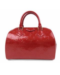Louis Vuitton Vernis Montana Red