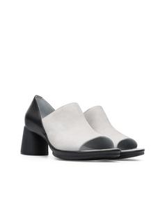Upright Sandals Grey