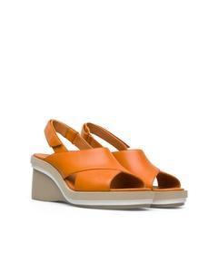 Kyra Sandals Orange