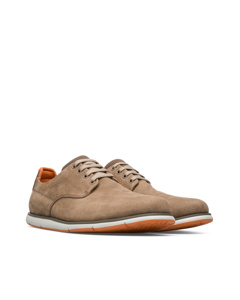 Smith Formal Shoes Grey