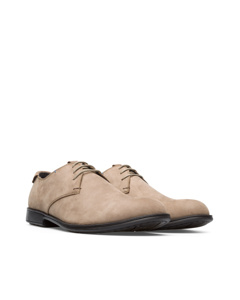 Mil Formal Shoes Grey