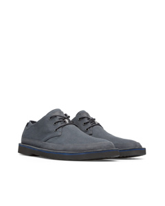 Morrys Formal Shoes Grey