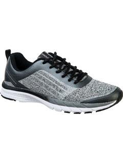 Lovina M Lite Shoes Dark Grey Melange