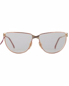 Casanova Vintage 24k Gold Plated Mint Eyeglasses Cn4 54mm