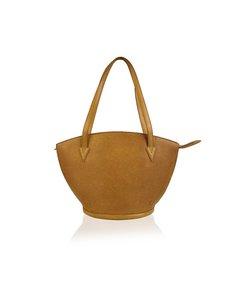 Louis Vuitton Vintage Yellow Epi Leather Saint Jacques Shoulder Bag
