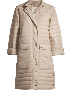 Padded Coat Sand
