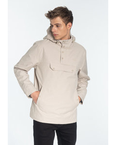 Shield, Pullover Hooded Jacket