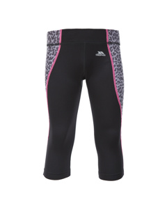 Trespass Kinder/mädchen Perform Capri Sport Leggings