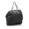 Prada Satin Handbag Black
