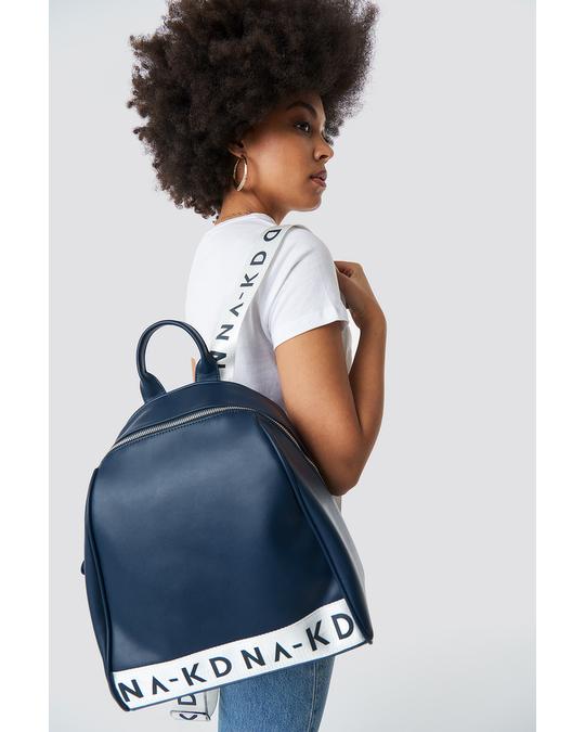 NA-KD Na-kd Backpack Navy