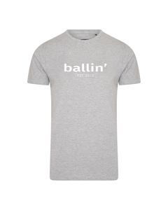Ballin Est. 2013 Basic Shirt Grijs